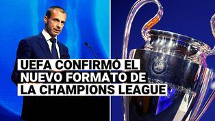 Champions League: 36 clubes, partidos los jueves y más detalles del nuevo formato aprobado por UEFA