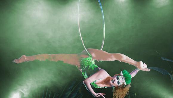 El espectáculo combina ritmos como pop, rock, jazz y electrónica. (Foto: Difusión)