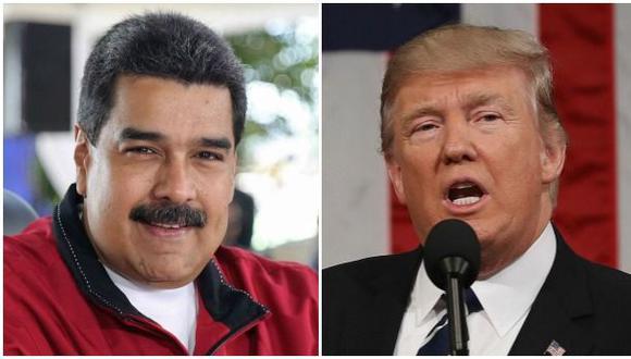 Maduro destaca la postura de Trump sobre el consumo de drogas