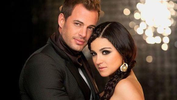 William Levy y Maite Perroni  siempre negaron que los rumores de un romance entre ellos (Foto: Televisa)