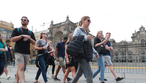 La situación de la industria turística en esta crisis por el COVID-19 es crítica. (Foto: GEC)