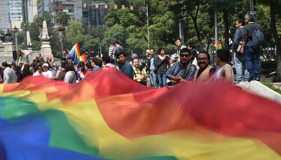 México: el conservador estado de Querétaro aprueba el matrimonio igualitario. (Foto referencial, YURI CORTEZ / AFP).