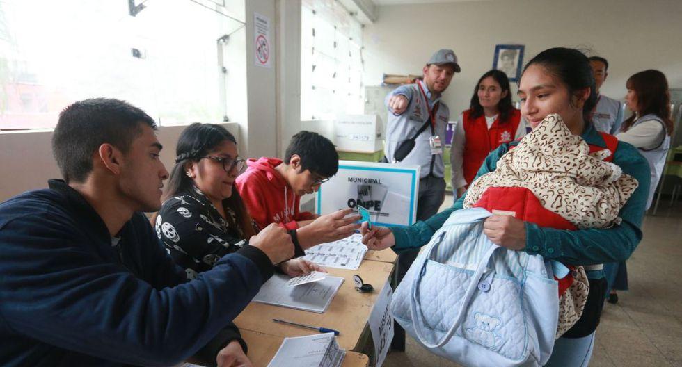 Elecciones congresales extraordinarias se realizarán el domingo 26 de enero. (Foto: Andina)