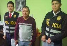 Detienen a presunto cabecilla de clan del narcotráfico en el Vraem