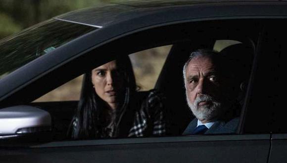 """En el último capítulo de """"Imperio de mentiras"""" fue revelado quién mató a Julia y Augusto Cantú (Foto: Televisa)"""