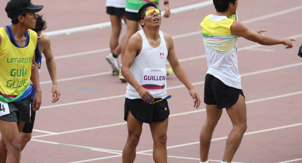Parapanamericanos: Guillén ganó medalla de oro para Perú, pero fue descalificado minutos después | VIDEO. (Video: TV Perú / Foto: Daniel Apuy)