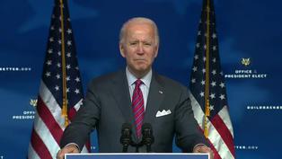 """Biden advierte sobre panorama """"sombrío"""" para el empleo en EE.UU"""