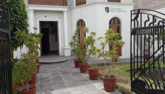 Arequipa: buscan atraer más visitantes a la Casa Museo Mario Vargas Llosa