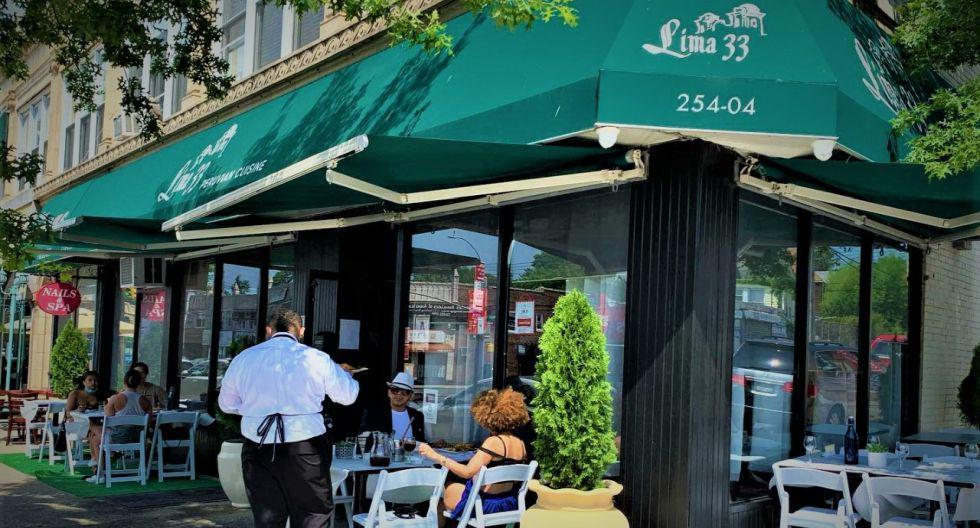 Nueva York ha sido el estado más afectado por el coronavirus COVID-19. En la foto, el restaurante Lima 33, del peruano Freddy Raymondi. (Foto: Lima 33)