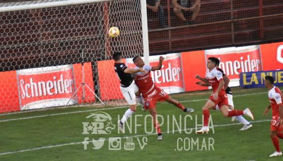 Argentinos Juniors venció 2-1 a Estudiantes de La Plata por Superliga Argentina | Foto: @InfoPincha