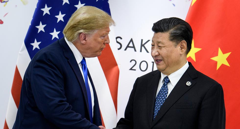 """Según Trump, """"se está produciendo una gran disciplina en China, ya que el presidente Xi lidera con fuerza lo que será una operación muy exitosa"""". (AFP)."""