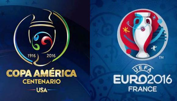 Copa América y Euro: 10 partidazos para no perderse en junio. (Foto: Copa América / Eurocopa 2016)