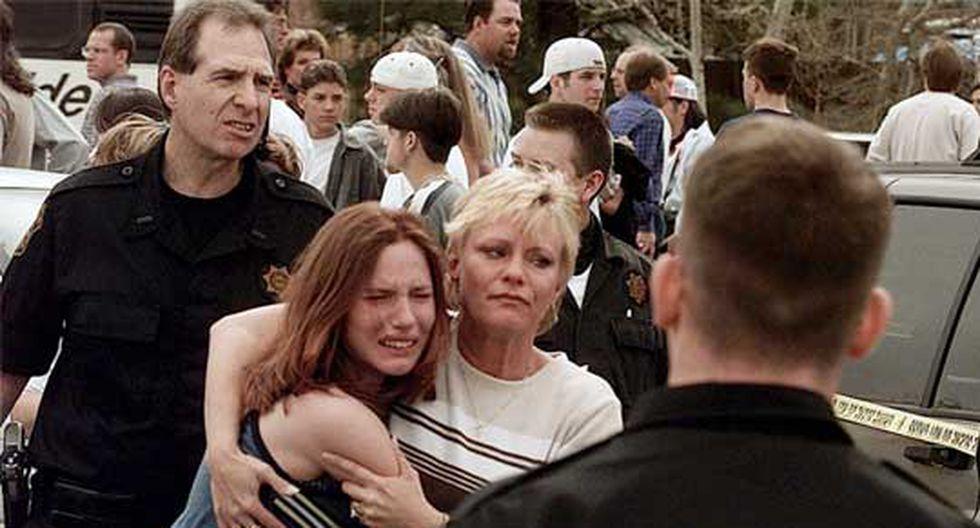 Dylan Klebold y Eric Harris fueron los autores de la masacre de Columbine (Foto: AP)