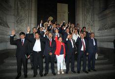 Acción Popular presenta proyecto de ley para reformar la Constitución vía referéndum