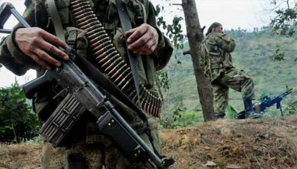 FARC: Nueve muertos en operación contra disidencias en Colombia. (Foto referencial: AFP)