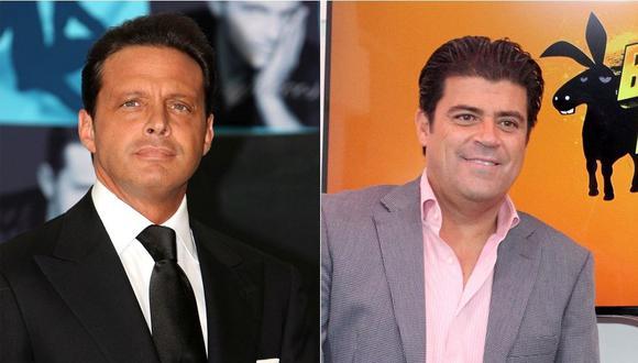 Jorge 'El Burro' Van Rankin y Luis Miguel fueron muy buenos amigos de jóvenes (Foto: Televisa)