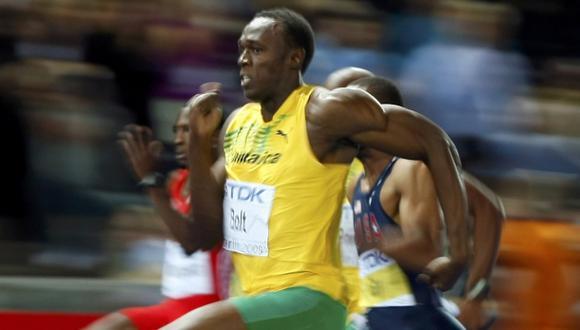 Usain Bolt quiere bajar los 10 segundos en playa de Río
