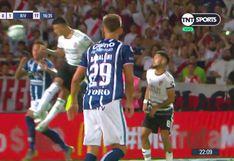 River Plate venció 1-0 a Godoy Cruz y es líder en solitario de la Superliga Argentina