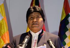 Evo Morales pone en duda su asistencia a Cumbre de las Américas
