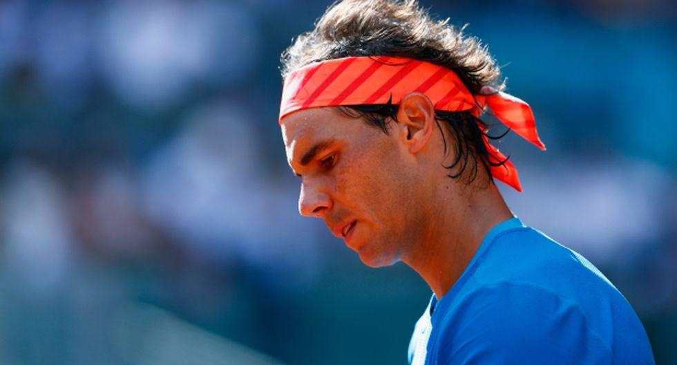 Rafael Nadal sale del 'Top 5' por primera vez luego de 10 años