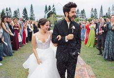 Camilo y Evaluna Montaner comparten fotos de su luna de miel tras boda de ensueño