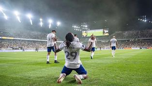 MLS: Yordy Reyna anota doblete en victoria del DC United sobre Columbus Crew