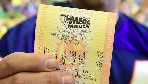 Una mujer compró el número ganador de la lotería de US$ 26 millones, pero echó por accidente el billete a la lavadora. (Foto: AFP)
