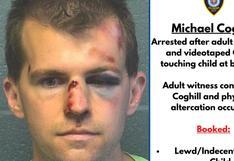 Padre golpea a pastor que supuestamente realizaba tocamientos a su hijo de 9 años