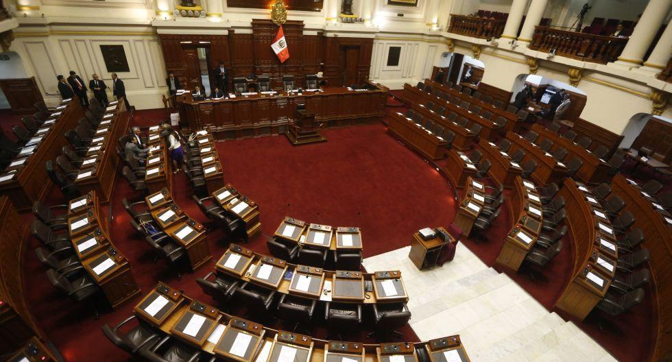 El nuevo Congreso tendrá poco más de año y medio de funciones. (Foto: GEC)