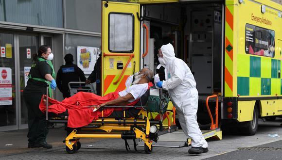 Coronavirus Reino Unido | Últimas noticias | Último minuto: reporte de infectados y muertos hoy, jueves 3 de junio del 2021 | Covid-19. (Foto: DANIEL LEAL-OLIVAS / AFP).