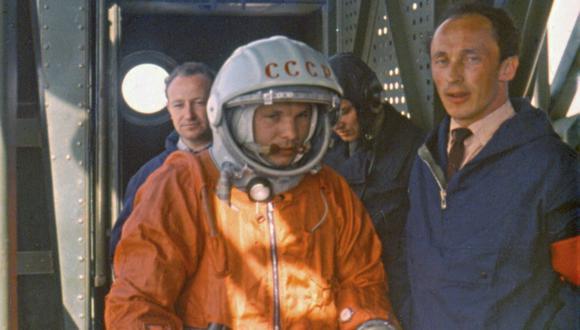 Hace 53 años se realizó el primer viaje tripulado al espacio