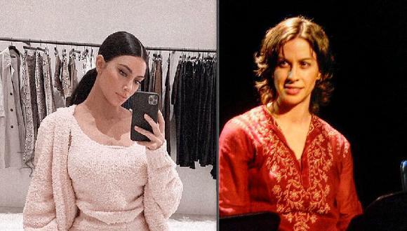 Publicación de Kim Kardashian indica que su tema favorito de Alanis Morrissette es ' Head Over Feet'. (Foto: Instagram)