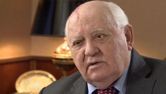 [BBC] Gorbachov: el hombre que perdió un imperio en Navidad