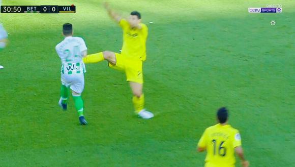 Facebook: Bonera perdió el control y cometió salvaje infracción. (Foto: AFP)