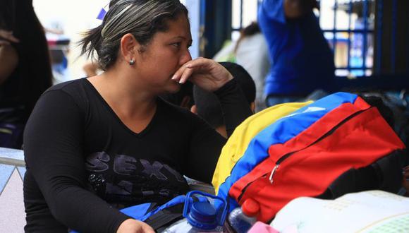Desde que el Perú empezó a recibir una mayor cantidad de migrantes venezolanos, los casos de discriminación y xenofobia aumentaron. (Foto: Johnny Aurazo)