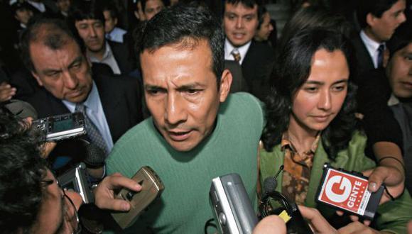 El ex presidente Ollanta Humala ha sido señalado como el 'Capitán Carlos', quien fue jefe de la base militar de Madre Mía en la década del 90 y fue acusado de asesinatos. (Foto: Dante Piaggio/ El Comercio)
