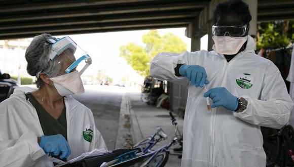 Para poder acceder a la prueba de detección de la enfermedad en Miami es necesario sacar una cita previa y cumplir ciertos requisitos. (Foto: AFP)