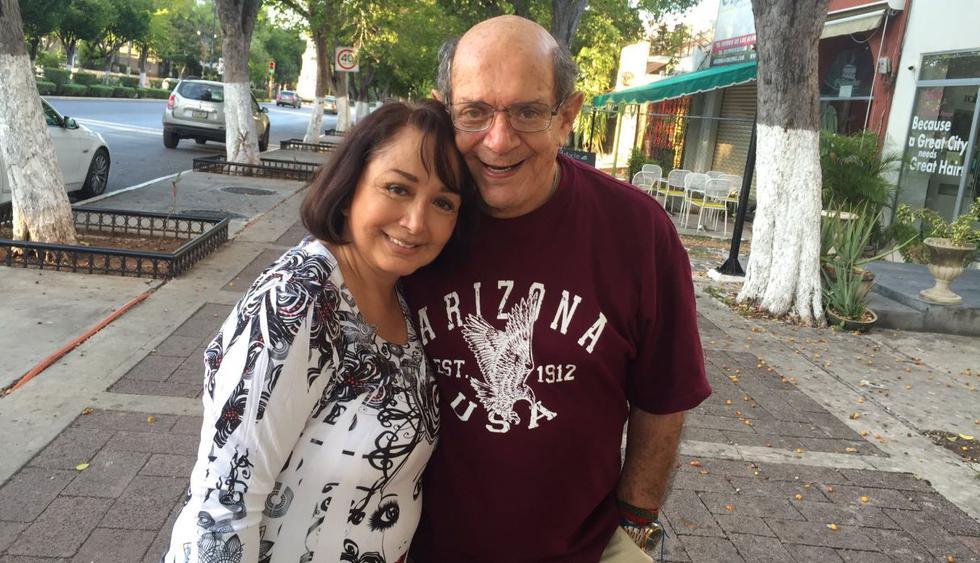 """""""La Chilindrina"""" declaró ante cámaras tras la muerte de su esposo. (Foto: @LaChilindrina)"""