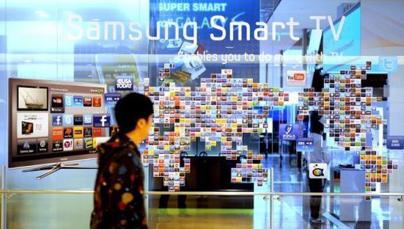 Samsung pide a usuarios no discutir delante de sus Smart TV