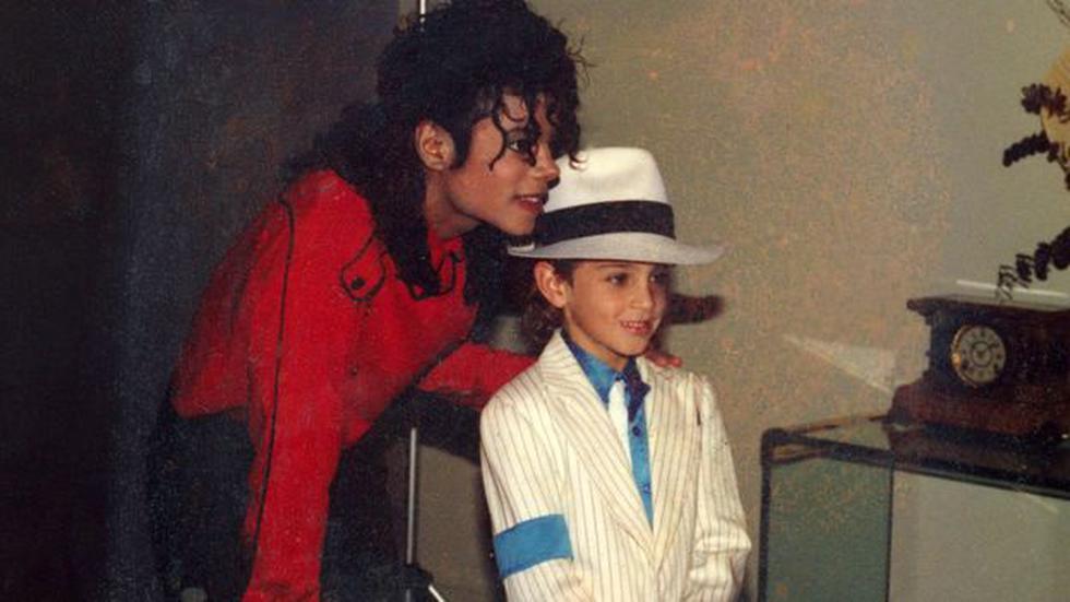"""En el documental """"Leaving Neverland"""", Wade Robson (en la foto) dice que Jackson lo abusó sexualmente en los años 90. (Channel 4 vía BBC)"""