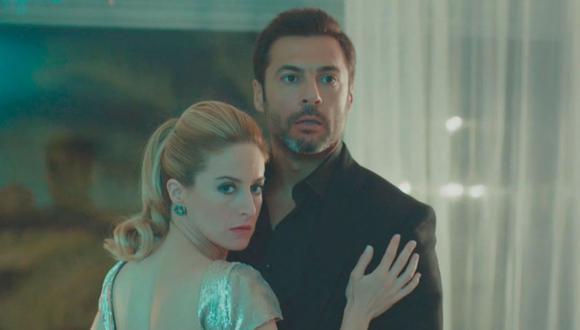 "La telenovela turca ""Guerra de Rosas"" está protagonizada por los actores Damla Sönmez, Canan Ergüder y Barış Kılıç. (Foto: Kanal D)"