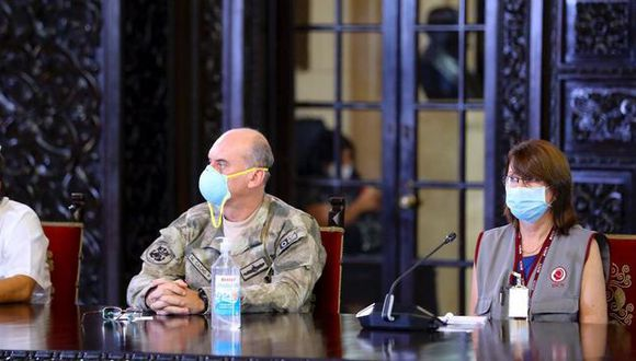 Comando de Operaciones COVID-19 informó sobre sus primeros logros. (Foto: Minsa)
