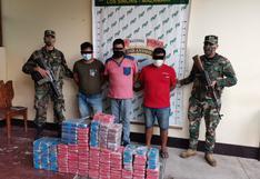 Junín: policía incauta 168 kilos de cocaína que estaban escondidos dentro de una camioneta