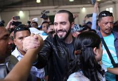 El Salvador: Nayib Bukele se proclama ganador de la contienda presidencial