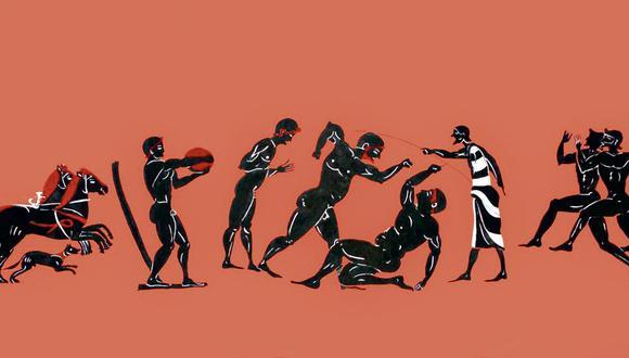 Las Olimpiadas griegas representan el  primer avance simbólico para premiar la meritocracia en la historia de la humanidad.
