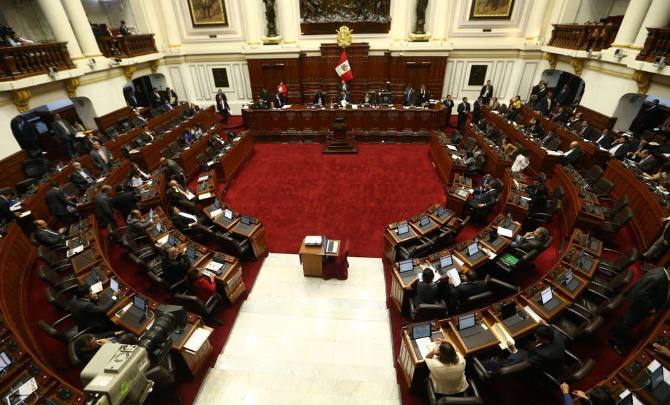 Con esta medida se busca tener un Congreso más transparente. (Foto: Alessandro Currarino / GEC)