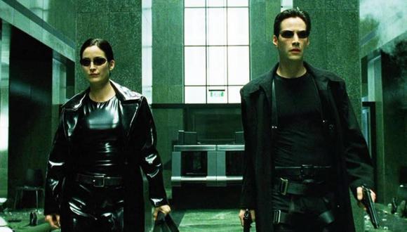 """La cuarta entrega de """"The Matrix """" será dirigida por Lana Wachowski y protagonizada por Keanu Reeves. (Foto: WB)"""