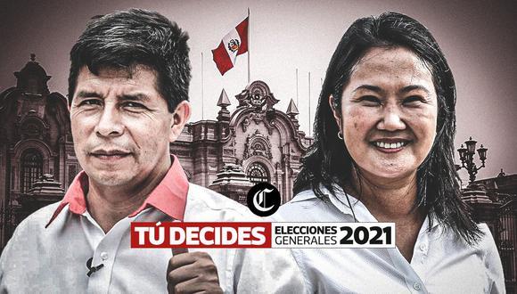Los peruanos eligen este domingo al que dirigirá los destinos del país en los próximos cinco años. (Composición: El Comercio)
