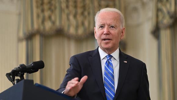 En sus primeros seis meses en el poder, Biden no ha demostrado ninguna prisa por cumplir su promesa electoral de reiniciar el deshielo con Cuba, y ha dado, de hecho, señales de que su política hacia la isla será más dura de lo esperado. (Foto: SAUL LOEB / AFP)