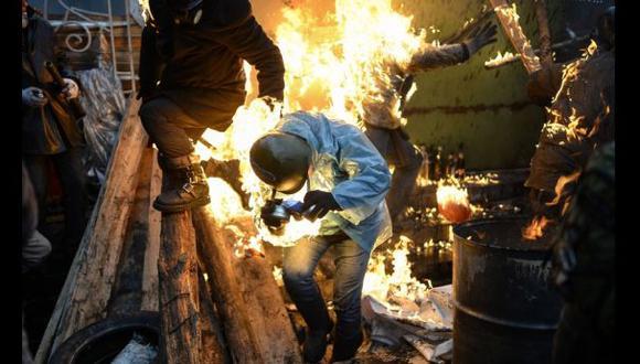 Ucrania: presidente Yanukovich accede a elecciones anticipadas
